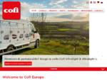 Carrozzerie automezzi frigoriferi, celle frigorifere - COFI Europe S. r. l.