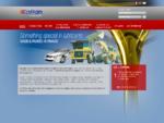 Présentation de Cofran, de son organisation productive, de sa gamme, de ses services (technique...