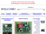 Cognito Quam English Home Page