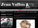 Jean Vallon à Mèze - Coiffeur créateur