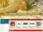 Collectibles, Coins, Euro Coins, Stamps and Paper Money at Coins World Shop