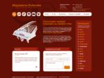 Magdalena Dolanská - distributor exkluzivních cukrovinek