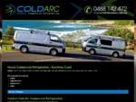 Commercial Refrigeration Air Conditioning | ColdArc Services | Noosa, Brisbane QLD