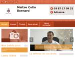 Avocats - Maître Colin Bernard à Metz