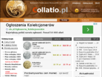 Numizmatyka i monety w collatio. pl - Porównujemy ceny monet w różnych sklepach numizmatycznych z of