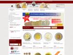 Monnaies de collection, Euros, billets, timbres, mateacute;rielhellip;Arthur Maury - arthurmaury