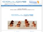 Accueil - Collomb, grossiste en plomberie, robinetterie et matériels sanitaires.