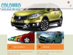 COLOMBO-auto -- LANDROVER - SUZUKI - SEAT - SMART - USATO vendita assistenza