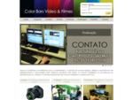 Locação de equipamentos de áudio e vídeo, produções de video | Color Bars Vídeo