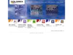 W roku 1992 powstało pierwsze Centrum Technologii Proszkowej P. U. P. H. COLOREX z pierwszą linią l