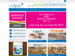 Colpac Paperboard food packaging - Sandwich packaging - Fast food packaging