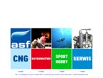 CNG, ratownictwo, latarki, kompresory, stacje cng, alternatywne paliwo, kamery termowizyjne,