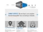 Combat Services - Totaalbescherming voor uw woning en inboedel