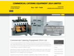 Commercial Catering Equipment 2014 Ltd - Commercial Catering Equipment 2014 Limited