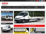Allestimenti speciali, allestimenti veicoli commerciali e carriattrezzi - CO. ME. AR
