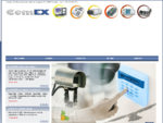 Video nadzor, POS terminali, Elektronske vage, Fiskalne kase, Alarmni sistemi, Racunari - COMEX