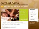 Kasvohoito, hieronta, vartalohoito, naprapaatti - kauneushoitola Vaasa » Comfort salon