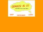 Comics Co Comicverzeichnis für Comic Fans und Comic Sammler.