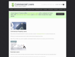 Commercial Loans | Commercial Property Loans Finance | Low Doc | 	Commercial Loan Calculators