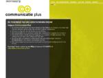 Communicatie Plus - Tekstschrijver Communicatiebureau Voorschoten Nieuwsbrieven Magazines Direct Mai