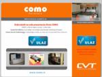 Proizvodnja nameštaja - COMO - Jagodina - Welcome