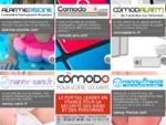 Accueil COMODO - Boutique des sites COMODALARM