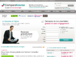 Comparaboursecomparatif bourse en ligne et courtiers en ligne( Fortuneo, Boursorama, Bourse Direct)