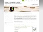 Calgary Computer Doctor - Computer Repair Service