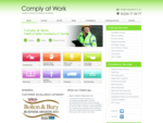 Comply @ Work - Health and Safety Consultants