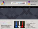 Comprex Services - Création de supports commerciaux