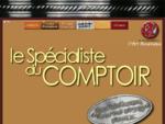 Comptoirs Casanova - Fabrication de comptoirs de bar sur mesure