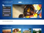 Circuits touristiques, voyages organisés Comptoirs du monde