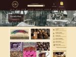 Comptoirs Richard acheter café, en grain, machines à café en grains, vente cafetière, thés, ti