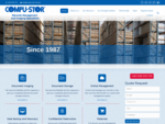 Records Management, Document Storage, Document Scanning and Imaging, Compu-Stor