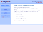 Compusys - IT Systems, Service Solutions