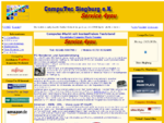 Computec-Siegburg e. K. PC Service Siegburg PC Reparatur - Notdienst -  Notebook - Datenrettung