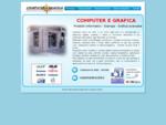 Computer e Grafica - Distribuzione prodotti informatici -