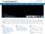 ComSystems IT - Ваш партнер по информационным технологиям