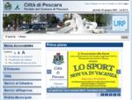 Cittagrave; di Pescara - Sito Ufficiale del Comune di Pescara - homepage