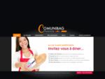 Sac à pain publicitaire - Comunibag