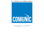Comunic AS, samarbeidspartner innenfor informasjonsteknologi