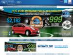 Autofinanciamiento Conauto Ford, Distribuidor Autorizado Ford