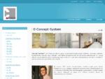 O Concept-System - Concept-System - Grupa Prosigma Sp. z o. o. Systemowe odbojnice szpitalne