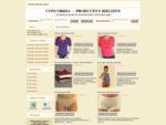 Concordia - koszulki damskie - koszulki męskie - slipy - kalesony - sklep z bielizną