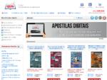 Apostilas para Concursos Públicos, Impressas(Livro) e Digitais(PDF-Download, Entrega Imediata) - A
