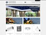 CONEX illuminazione Home page Conex lampade