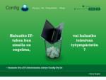 Kattavat IT-palvelut | Config