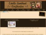 Confitures Artisanales, Spécialités de Lorraine Estelle Lambinet, confiturière. Accueil du site d
