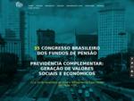 Congresso Brasileiro dos Fundos de Pensão | PRESERVAR E AVANÇAR DA ESTRATÉGIA AO RESULTADO