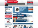 CONIN-ALBERT, Quincaillerie Pro - Cholet - Outillage, EPI, acier